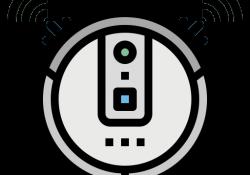 bild på en robotdammsugare